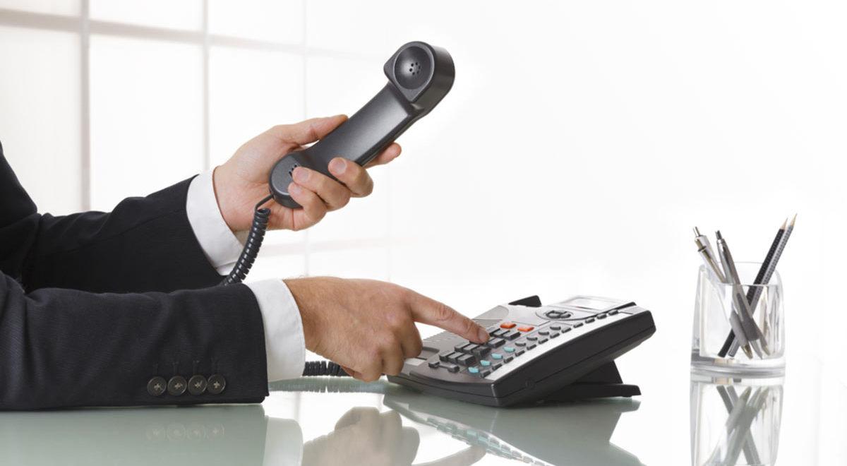 Sospensione linea telefonica? Cosa fare